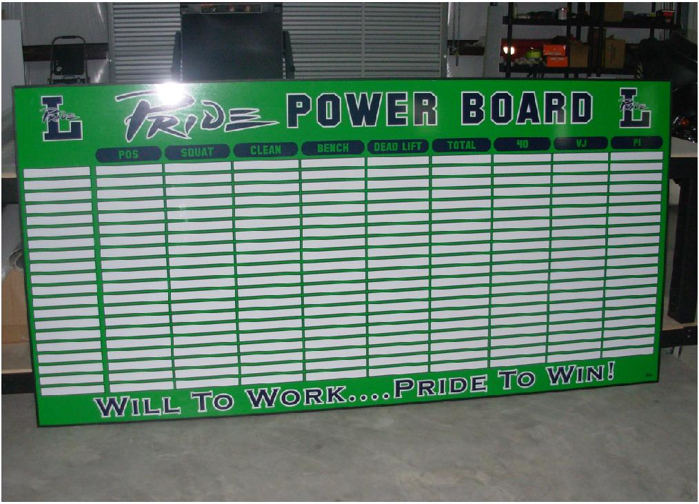 Volleyball Athletic Boards Roster Boards Motivations