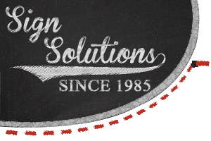 Sign Solutions Logo